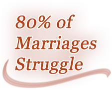 Statistics | Percentages of Marriage that Struggle